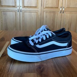 Vans Shoes Youth size 2